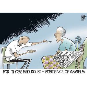 caregiving angels